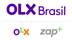Logotipo da OLX Brasil, OLX e ZAP